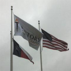 Custom Flags | Logo Flags