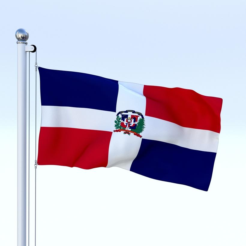 Dominican Republic Flag Flag Corps Inc Flags Amp Flagpoles